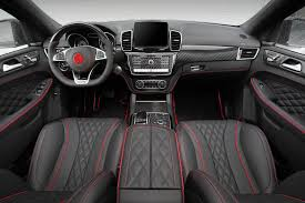 mercedes benz jeep matte black interior tuning mercedes benz gle coupe 63 s inferno topcar
