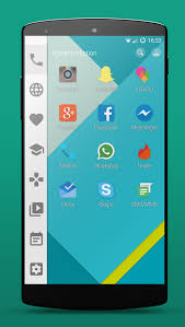 smart launcher apk lollipop smart launcher theme 4 apk android