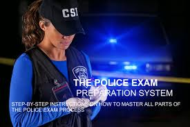 police practice tests and police exam study guide