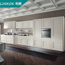 brilliant modern kitchen hanging cabinet of l shaped design in