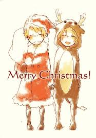 34 best anime cristmas images on merry