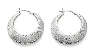 types of earrings for women gold hoop earrings for women