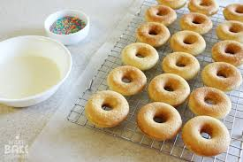 baby cakes maker yellow cake donuts donut printable
