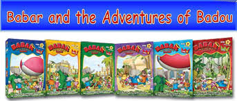 babar adventures badou vol 1 6