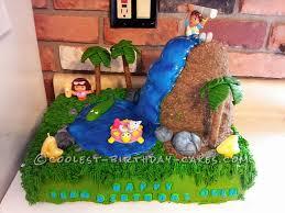 coolest diego dora birthday cake 4 twins dora