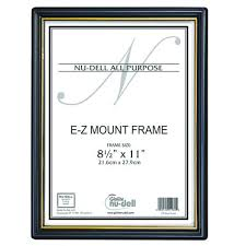 document frame frames nudell office products