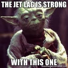 Jet Lag Meme - ok jet lag you can go away now i know what time it is in london