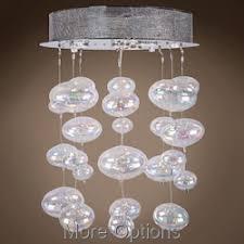 Glass Bubble Chandelier Bubble Chandeliers U0026 Glass Bubble Pendant Lights We Got Lites
