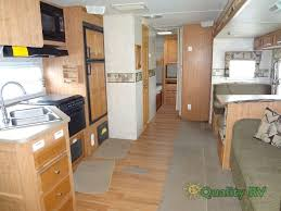 used 2008 forest river rv flagstaff classic super lite 831qbss