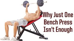 A Good Bench Press Weight Why One Bench Press Is Not Enough Stack