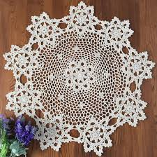 Crochet Home Decor Patterns by Popular Crochet Lace Tablecloths Buy Cheap Crochet Lace