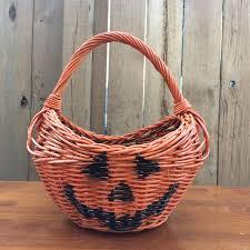 halloween diy pumpkin basket our blog goodwill of central texas