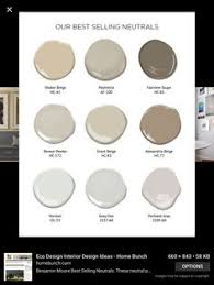 coastal paint color schemes inspired from the beach beach color