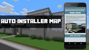 Get Out The Map Map Prison Escape Craft For Mcpe Android Apps On Google Play