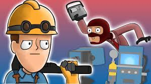 scout u0027s engineer day a team fortress 2 animation youtube
