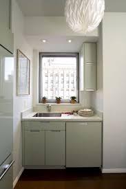 design mini kitchen units grey contemporary minimalist compact