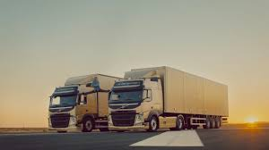 volvo lorry volvo trucks the epic split featuring van damme the