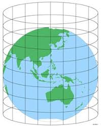 what is a map projection fundamentals of mapping