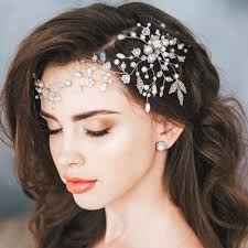 wedding headpiece javrick hair band headband wedding headpiece flower