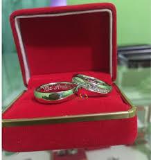 cincin kawin jaya pusat cincin kawin emas palladium perak