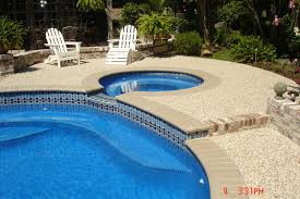 pool handsome picture of backyard landscaping decoration using