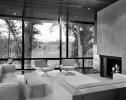 modern luxury glass house decorating interior ideas modern living