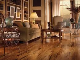 Living Room Wood Floor Ideas Living Rooms Flooring Idea Tigerwood By Armstrong