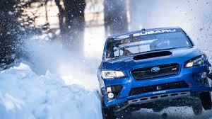 subaru wrx snow wallpaper subaru puts a wrx sti on a bobsled run crashy insanity occurs