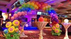 balloon arrangements for birthday kids birthday party balloon decorations
