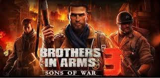brothers in arms apk data brothers in arms 3 v1 4 5f mod unlimited money apk data apkhouse