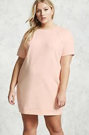 plus size t shirt dresses forever21
