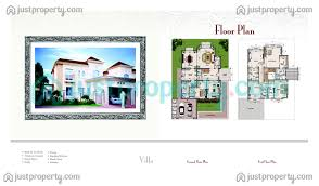 prime villas floor plans justproperty com