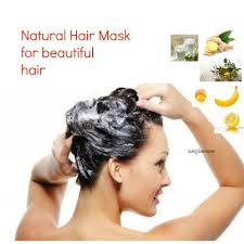 how to make hair soft banana hair mask how get shiny hair tamiglamimumi