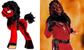 Kane Halloween Costume Kane Ponified Kuren247 Deviantart