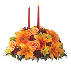 ftd bright autumn flowers and thanksgiving centerpiece