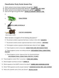 28 1 the kingdom protista study guide answers 128865