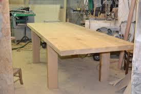 fabriquer table cuisine chambre fabriquer table cuisine fabrication table fabriquer une de