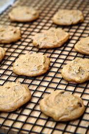 vegan gluten free pumpkin cookies popsugar fitness