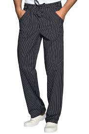 pantalon cuisine noir pantalon de cuisine noir pantalons de cuisine mylookpro com