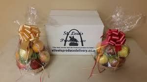 Holiday Gift Baskets Holiday Gift Baskets St Louis Produce Delivery