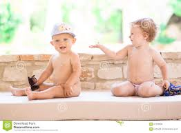 picture of two baby child outdoors best