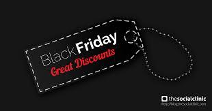 best tool deals black friday is social media the best tool to promote black friday deals the