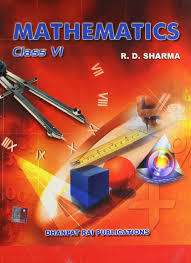 mathematics for class vi amazon in r d sharma books