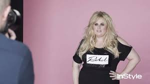 exclusive rebel wilson has started her own fashion line instyle com
