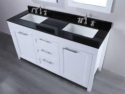 ideas 52 inch bathroom vanity top latest double sink bathroom