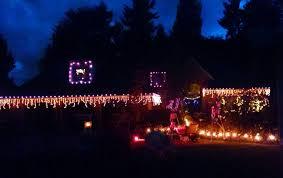 orange icicle lights halloween u2013 festival collections