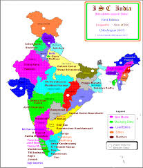 Map Of Indian States by Have A Look At The Improved Isc India Map To Have A Look At You