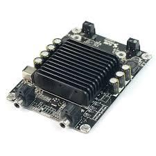 wondom 2x25w 6 ohm class d audio amplifier board tda7492 module