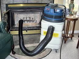 chimney sweep vacuum
