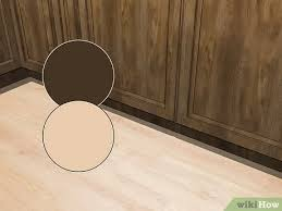 how to choose color of kitchen floor 4 ways to flooring color for your kitchen wikihow